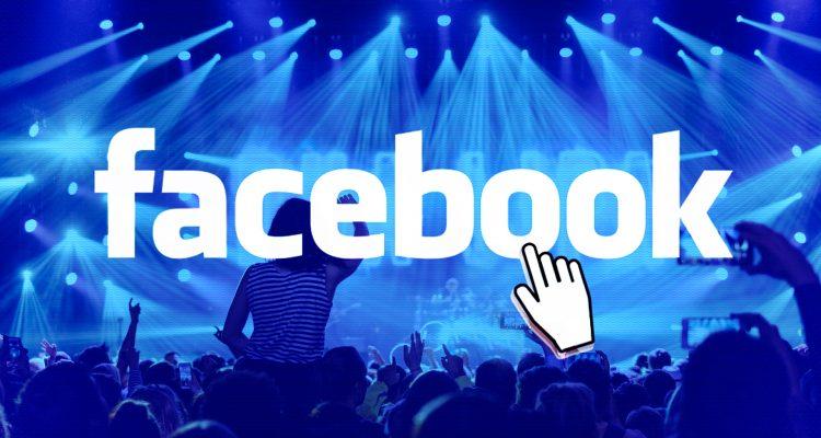 Facebook für Musiker und Bands