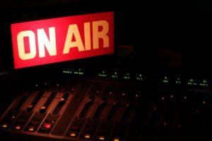 Radio-Jingles und Einspieler