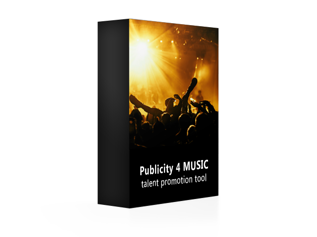 Publicity 4 MUSIC Tool