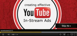 Stream-Ads YouTube